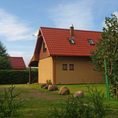 Dom całoroczny na wynajem w Kopalinie