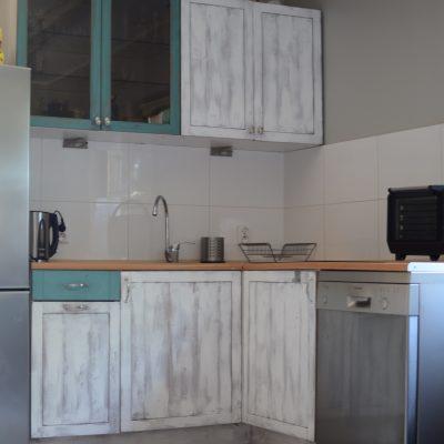 Dom całoroczny w Kopalinie - aneks kuchenny